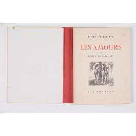 """""""Les Amours de Lucien de Samosate"""" Lithographs Belmondo No. 147/220"""