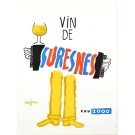 "French Advertising poster ""Vin de Suresnes"" by Savignac"