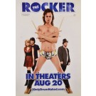 "Original American Vintage Movie Poster ""The Rocker"" 2008"