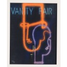"Original Vintage Advertising Poster for ""Vanity Fair"" Publication by Jean Carlu"