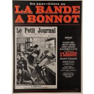 "French Vintage French Anarchist ""The Bonnot Gang"" (La Bande à Bonnot)"