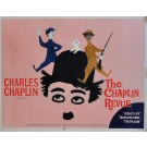 "American Vintage Movie Poster for ""The Chaplin Revue"" 1959"