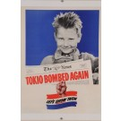 "Original American WWII Propaganda Poster ""Tokio Bombed Again - Let's Show Them"""