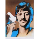 RINGO Star Beatles Photographed by Richard Avedon for Look Magazine 1967