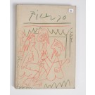 "Limited Edition Pablo Picasso ""Les Dejeunres"" Text by Douglas Cooper 1962"