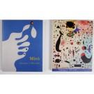 Miro - Catalogue Raisonne: Paintings Vol. I & II 1908-1941