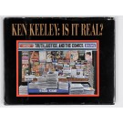 """Limited Ed. """"Ken Keeley: Is It Real?"""" Incl. Original Signed & Numbered Litho. with COA"""