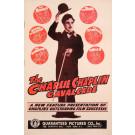 Original American Poster The Charlie Chaplin Cavalcade