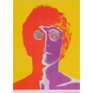 John Lennon Beatles Photographed by Richard Avedon for Look Magazine 1967