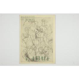 Derriere le Miroir: No. 71-72, 1954-1955 G. Braque Text by George Limbour