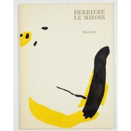 Derriere le Miroir No. 199 1972 Tal-Coat 9 Original Color Lithographs