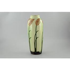Original Vintage GESETZL GESCHZT Max Lauger German Art Deco Vase ca. 1900