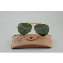 Original Vintage Aviator Sunglasses Ray-Ban 1980s