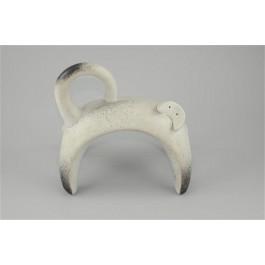 Original Vintage Art Deco Cat Sculpture