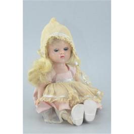 Original Vintage Plastic Girl Doll 1960s