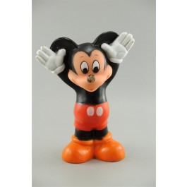 Vintage 1960´s Squeaking Rubber Mickey Mouse WALT DISNEY