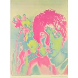 Paul McCartney Beatles Photographed by Richard Avedon for Look Magazine 1967