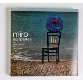 Miro Sculptures Including 2 Original Lithographs by Miro 1973