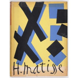 Matisse - His Art and his Public by Alfred H. Barr, Jr. MoMA 1951