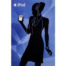 Original Poster Advertising  iPod