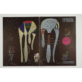 """Derriere le Miroir"" (DLM) no. 179 (1969) incl. 5 Original Lithos by W. Kandinsky"