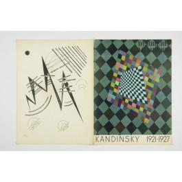 """""""Derriere le Miroir"""" (DLM) no. 118 (1960) incl. 5 Original Lithos by W. Kandinsky"""