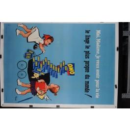 children poster  OMO Soap