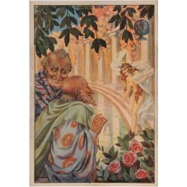 Caesar Film Original Poster PIZZICOR D'AMORE (1915)