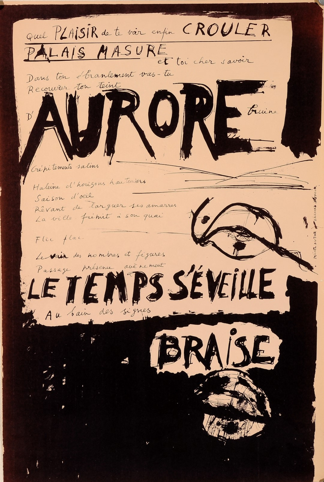 AURORE, 68 student revolution France