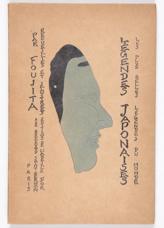 """Original Limited Edition No. 317 """"Legendes Japonaises"""" T. Foujita 1922"""