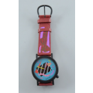 Limited Edition Original Silkscreened Art Watch by Neil Loeb