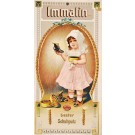 Original German Vintage Advertising Poster for IMMALIN 1900's