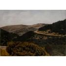 "Original Israeli Art Acrylic on Canvas Series ""Jerusalem 3000"" by Arie Azene"