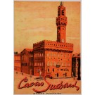"Original Vintage Swiss Chocolate Poster ""Cacao Suchard"" ca. 1920"