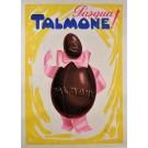 Original Italian Vintage Poster Advertising Chocolate Talmone by Sepo