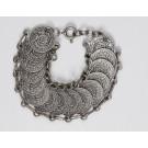 """Coin Bracelet 1936 """"REPUBLICA DI S. MARINO"""""""