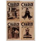 "Original Vintage French Small Booklets Advertising ""Charlot"" Chaplin 1930's"