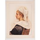 """Original French Lithograph ONLY L'Estampe Moderne N.15 """"Maris Stella"""" by GUYON"""