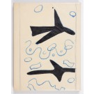 "Limited Edition Book ""Braque Lithograph"" including 3 Original Lithographs"