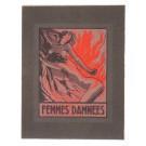"Limited Edition ""Femmes Damnées. Gravures de E. Bracquemond"" Charles Baudelaire No. 156"