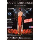 "Original Vintage French Movie Poster for the Movie ""La Vie Parisienne"""