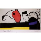 Original Vintage French Poster for Joan Miro