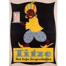 "Original Vintage French Poster for ""Titze"""
