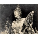 Original Vintage Gelatin Silver Photograph A Scene from The Opera Lolanthe 1960's