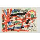 """""""Derriere le Miroir"""" (DLM) no. 151-152 (1965) including 22 Original Lithographs by Juan Miro"""
