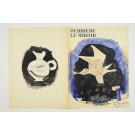 """Derriere la Miroir"" (DLM) no. 115, 1959 incl. 9 Original Lithos by G. Braque"