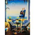 "Ferjo  ""Golden Archs"" 1999 Hand Signed Giclee on Canvas by Ferjo"