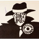 """French Student Revolution Poster """"Frey Action Civique"""""""