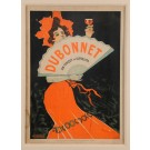 Original Alcohol Beverage Advertising Poster Dubonnet by Boano ca. 1900